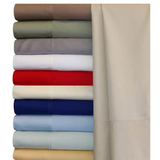 Hybrid Bamboo Cotton Sheet Set