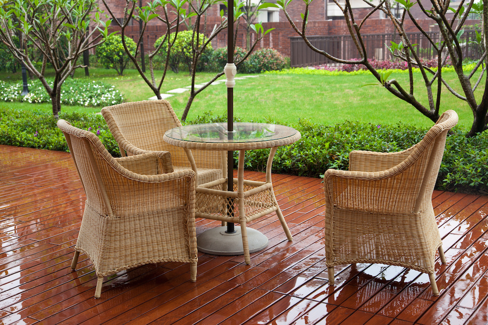Bamboo, Rattan, Cane, and Wicker