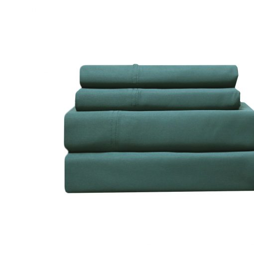 Teal - 100% Bamboo Viscose Sheet Set 600 Thread Count Collection by Abripedic