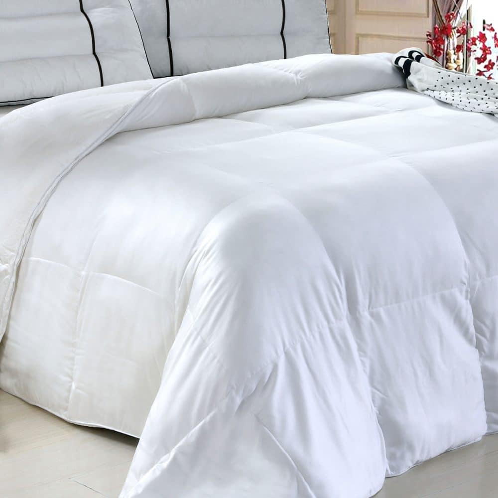Ultra Soft 100 Bamboo Down Alternative Comforter Very